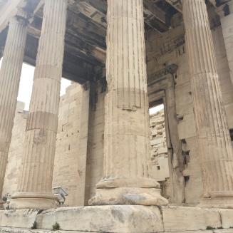 Akropolis-Kleinkind-Athen