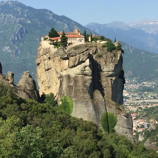 Schwebende-Klöster-Griechenland